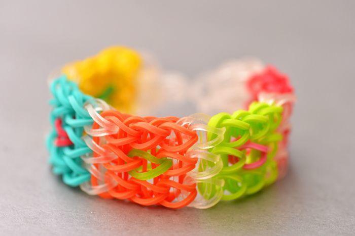 Attention aux contrefaçons toxiques des bracelets Rainbow Loom