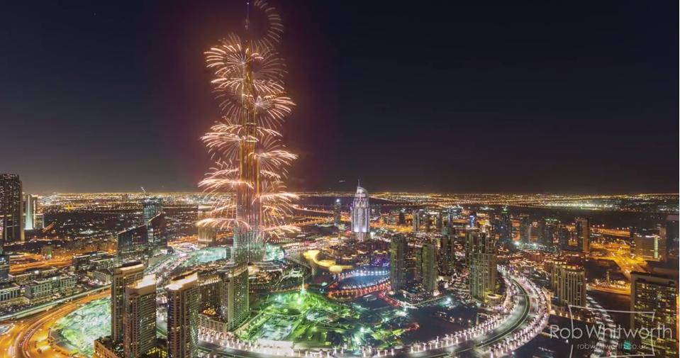 Une petite virée à Dubai çà vous dit ?