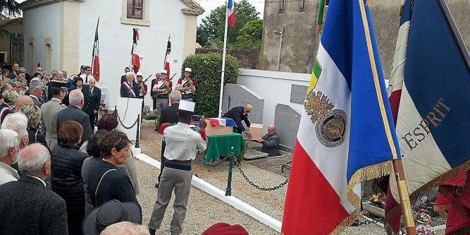 Pont-Saint-Esprit : 3 soldats inhumés 100 ans plus tard