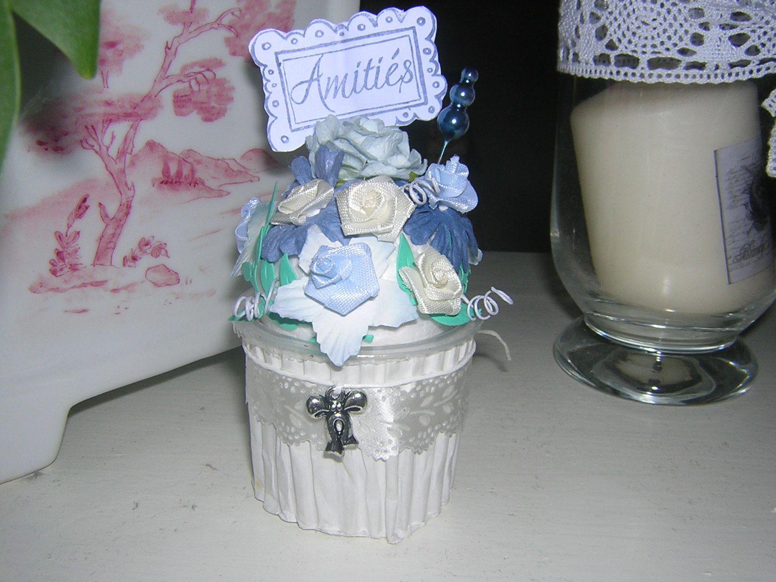 mini bouquet home déco