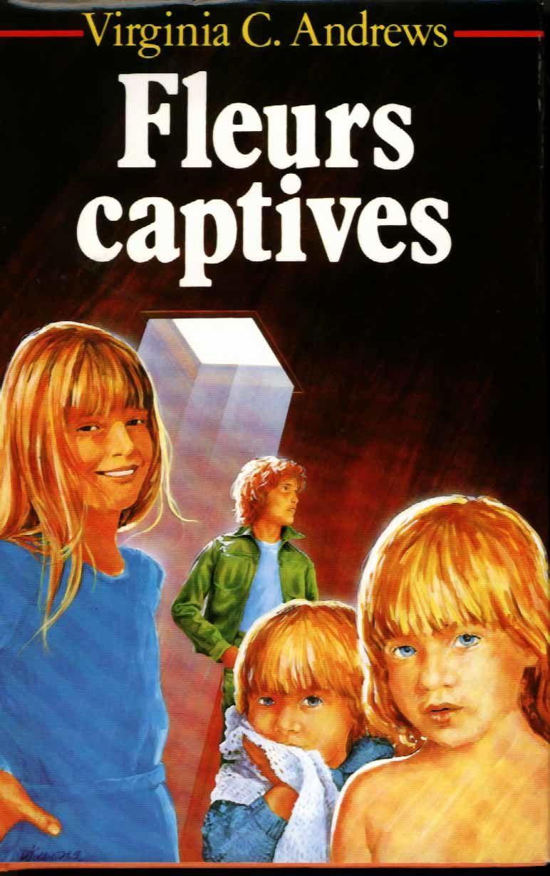 coup de coeur livre/film : fleurs captives