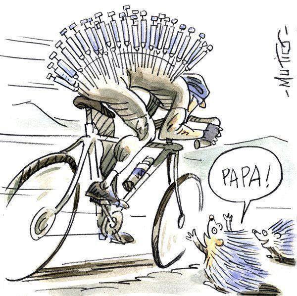 Dopage en cyclisme