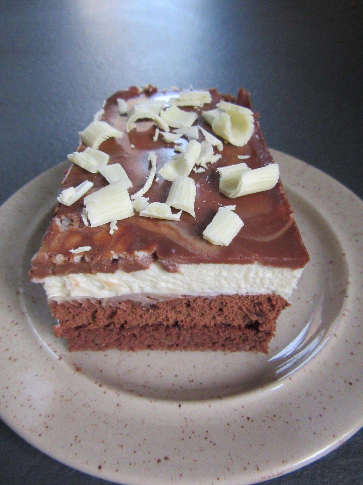 Recette du gâteau aux trois chocolats au companion (ou pas)
