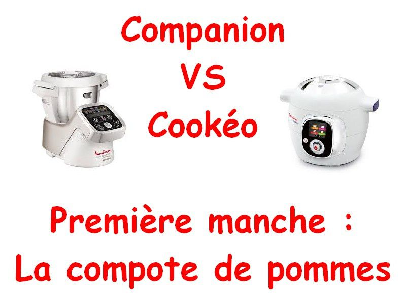 Companion VS Cookéo: Le match...