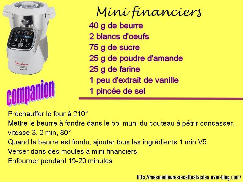 Mini-Financiers avec le companion