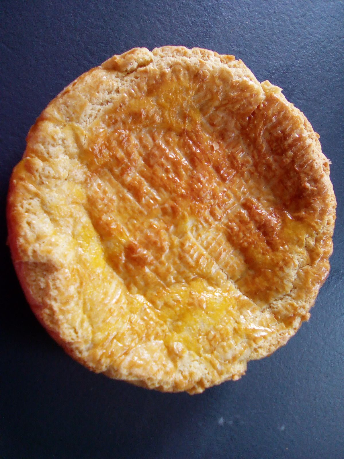 Gâteau basque au companion