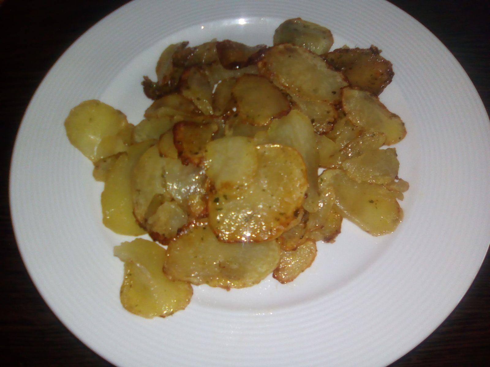 Pommes de terre sarladaises express