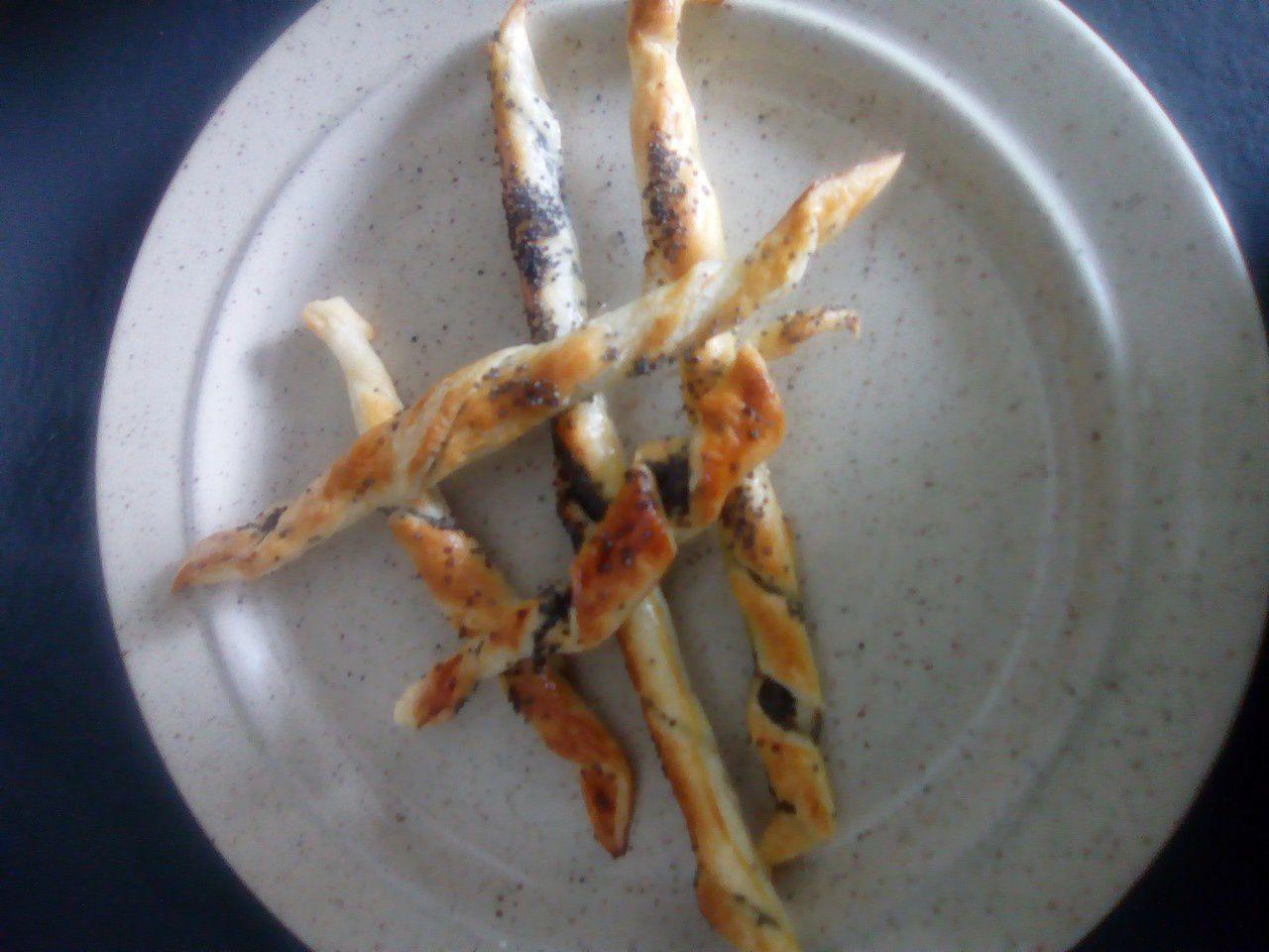 Paniers aux champignons et lardons
