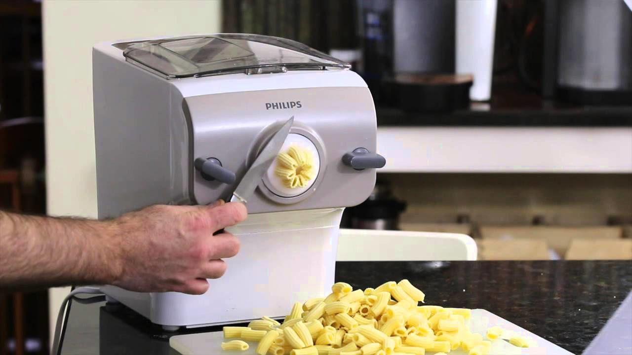Mon premier essai avec le philips pasta maker les for Cookeo ou multicuiseur philips