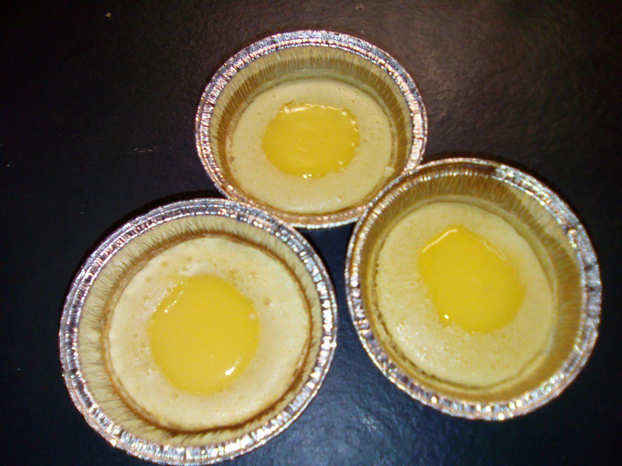 cupcakes meringués coeur lemon curd
