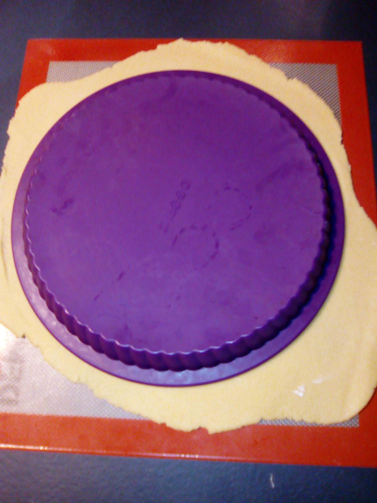 Recette de la tarte bourdaloue au companion