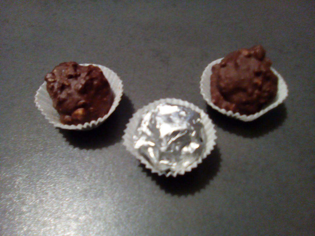 Ferrero rocher maison
