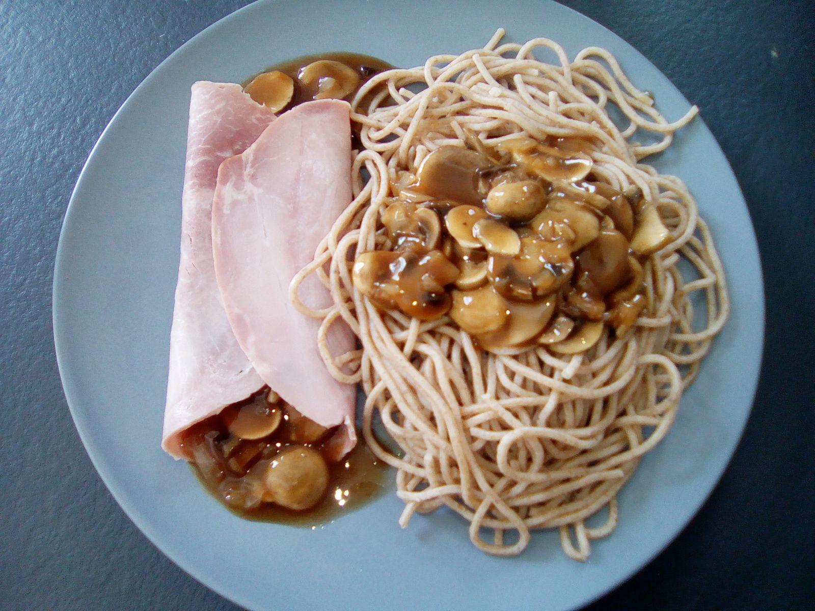 pâtes complètes à la philips pasta maker