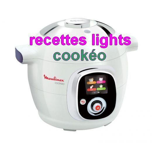 Recettes Lights Au Cookeo Mes Meilleures Recettes Faciles