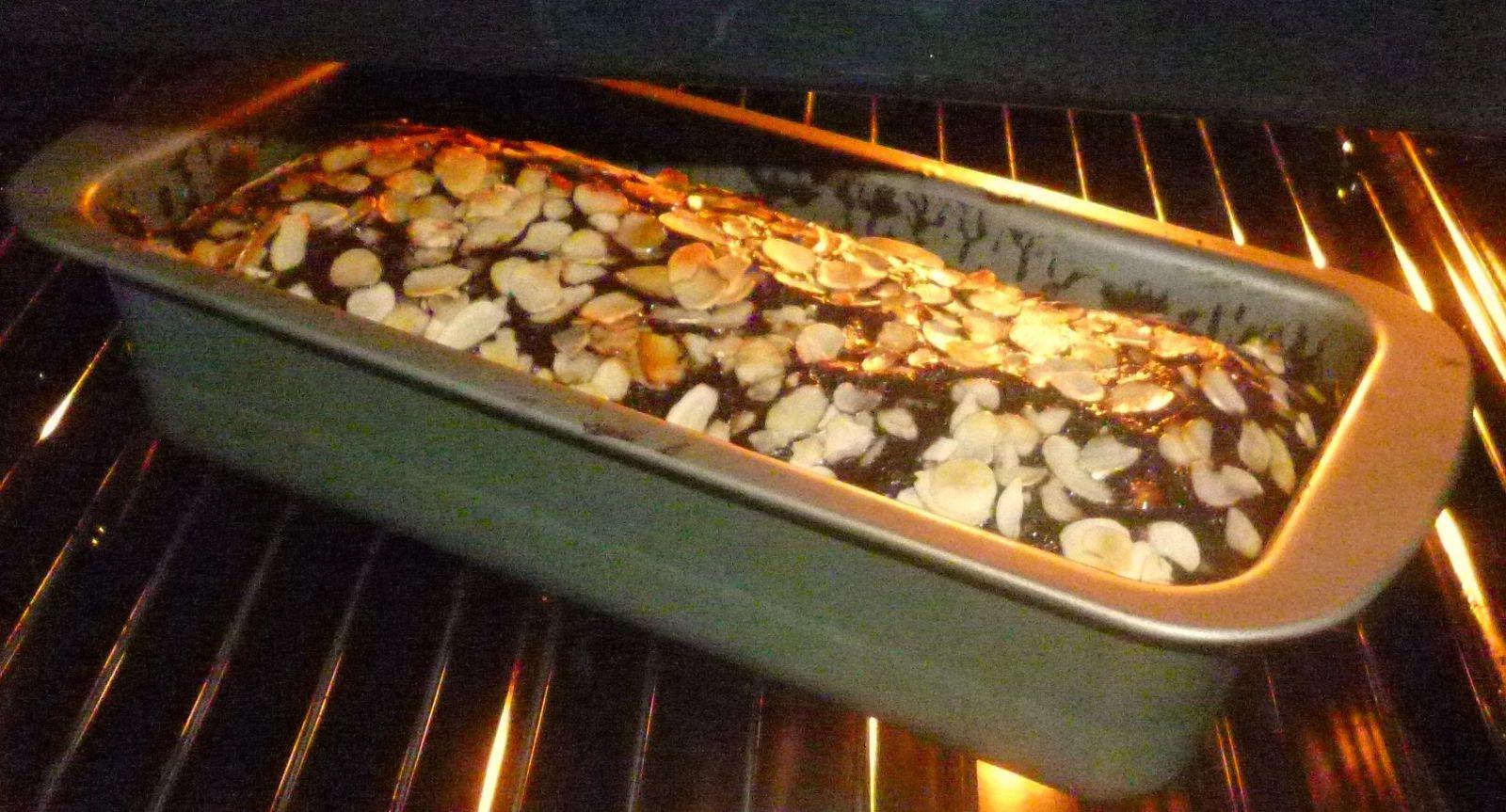 Succulent gâteau au Van Houten.... un délice
