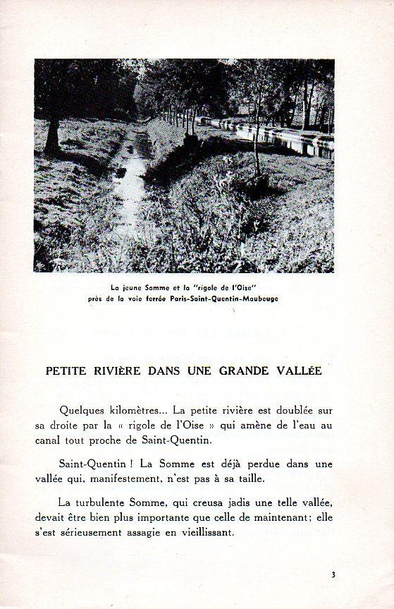 La Somme, fleuve de plaine -2-