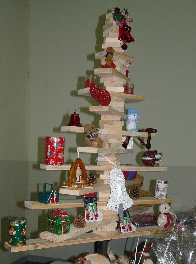 Jacinthes, boules, pères Noël...