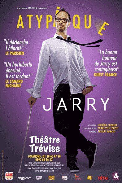 #Humour - Jarry, un artiste Atypique !