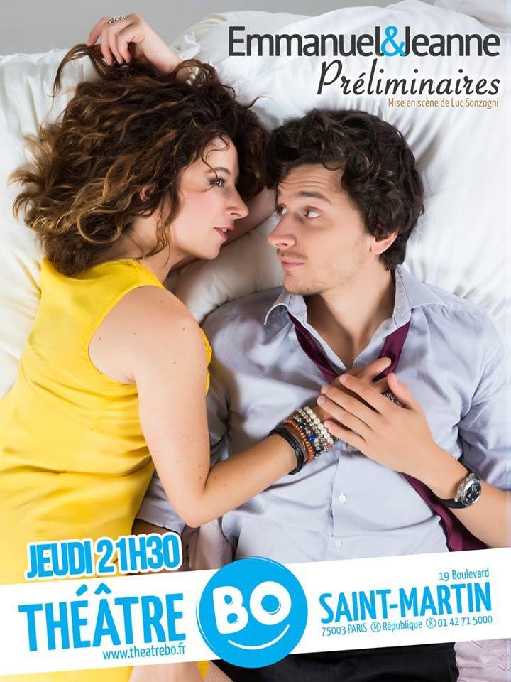#Humour - Emmanuel &amp&#x3B; Jeanne dans &quot&#x3B;Préliminaires&quot&#x3B;