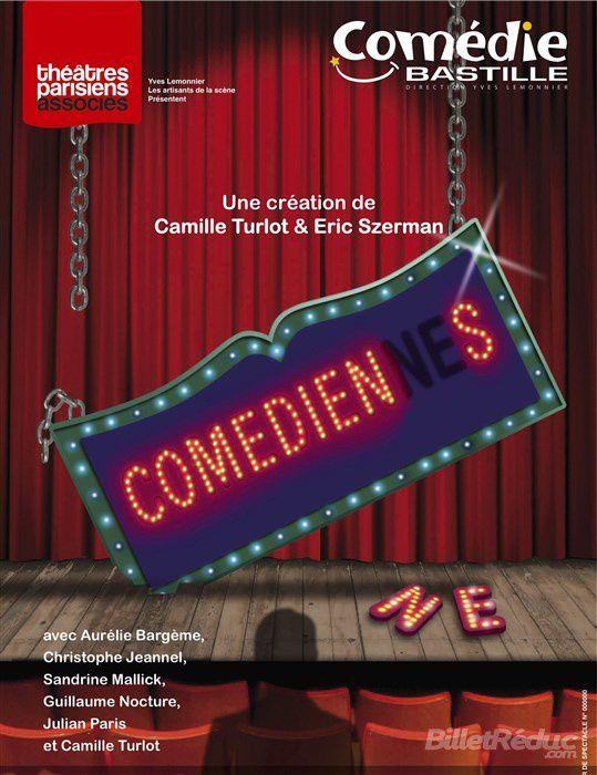 """""""Comédien(ne)s"""" à la Comédie Bastille"""