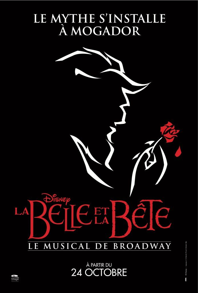 #Musical - La Belle et la Bête, le Musical...un spectacle grandiose