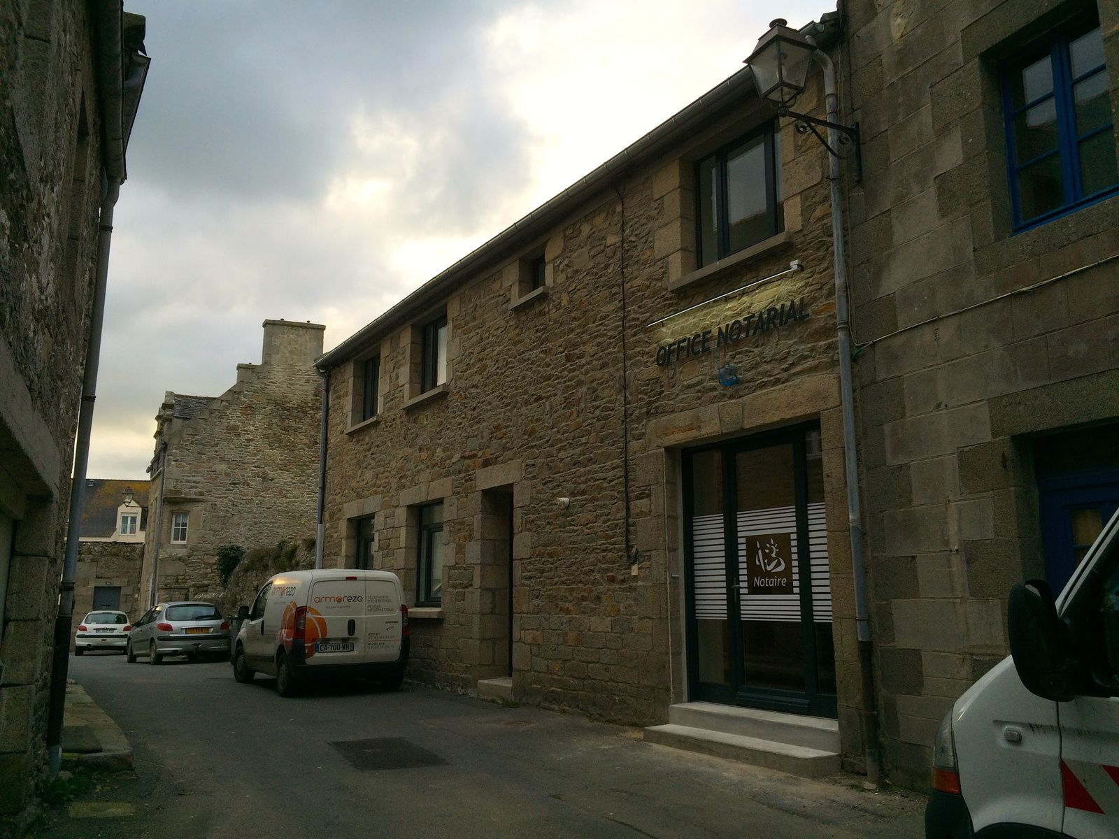 Office notarial - Roscoff