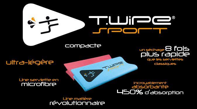 Test serviette T-wipe
