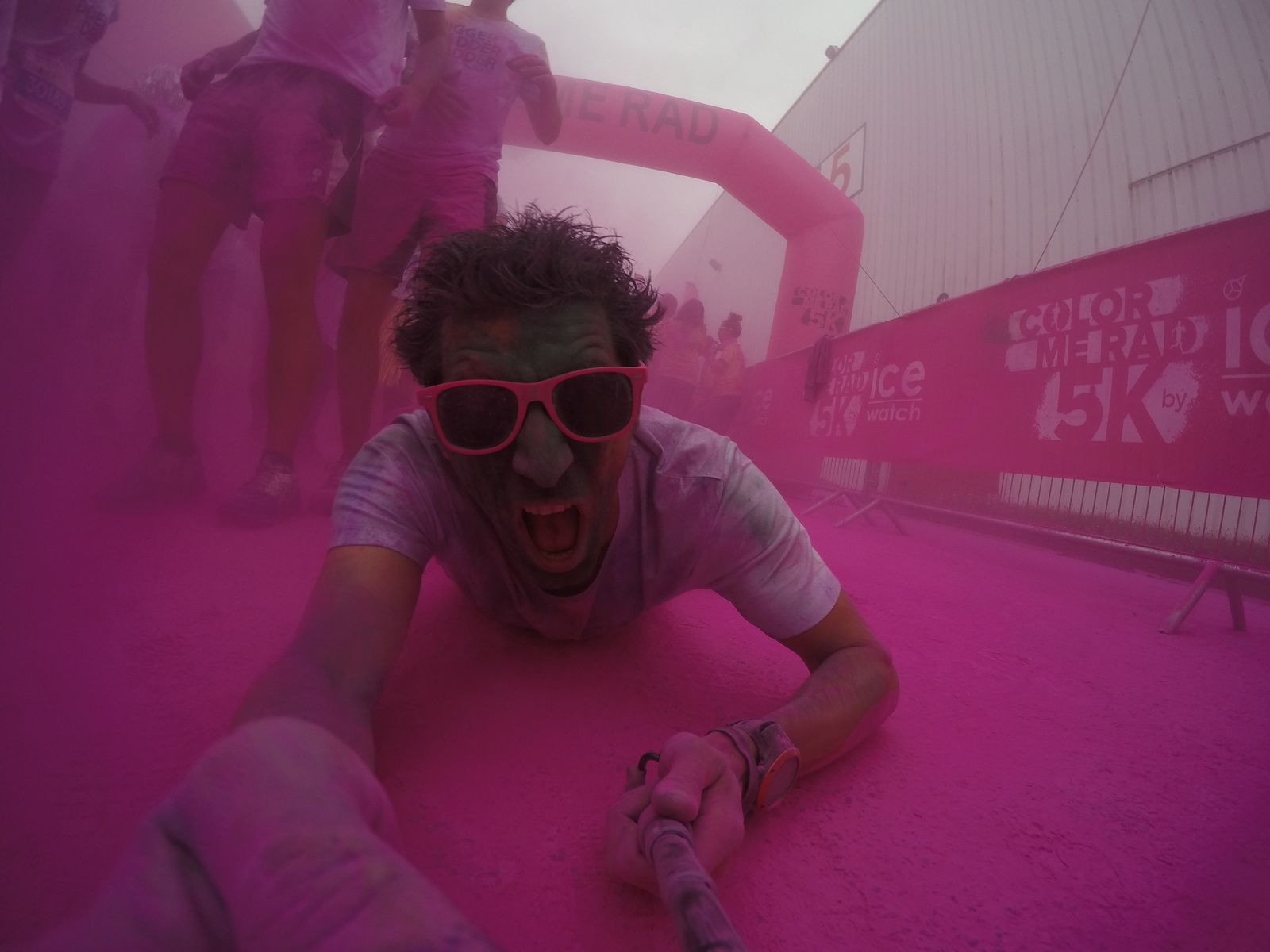 Color Me Rad Rennes 2015
