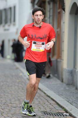 marathon Lausanne