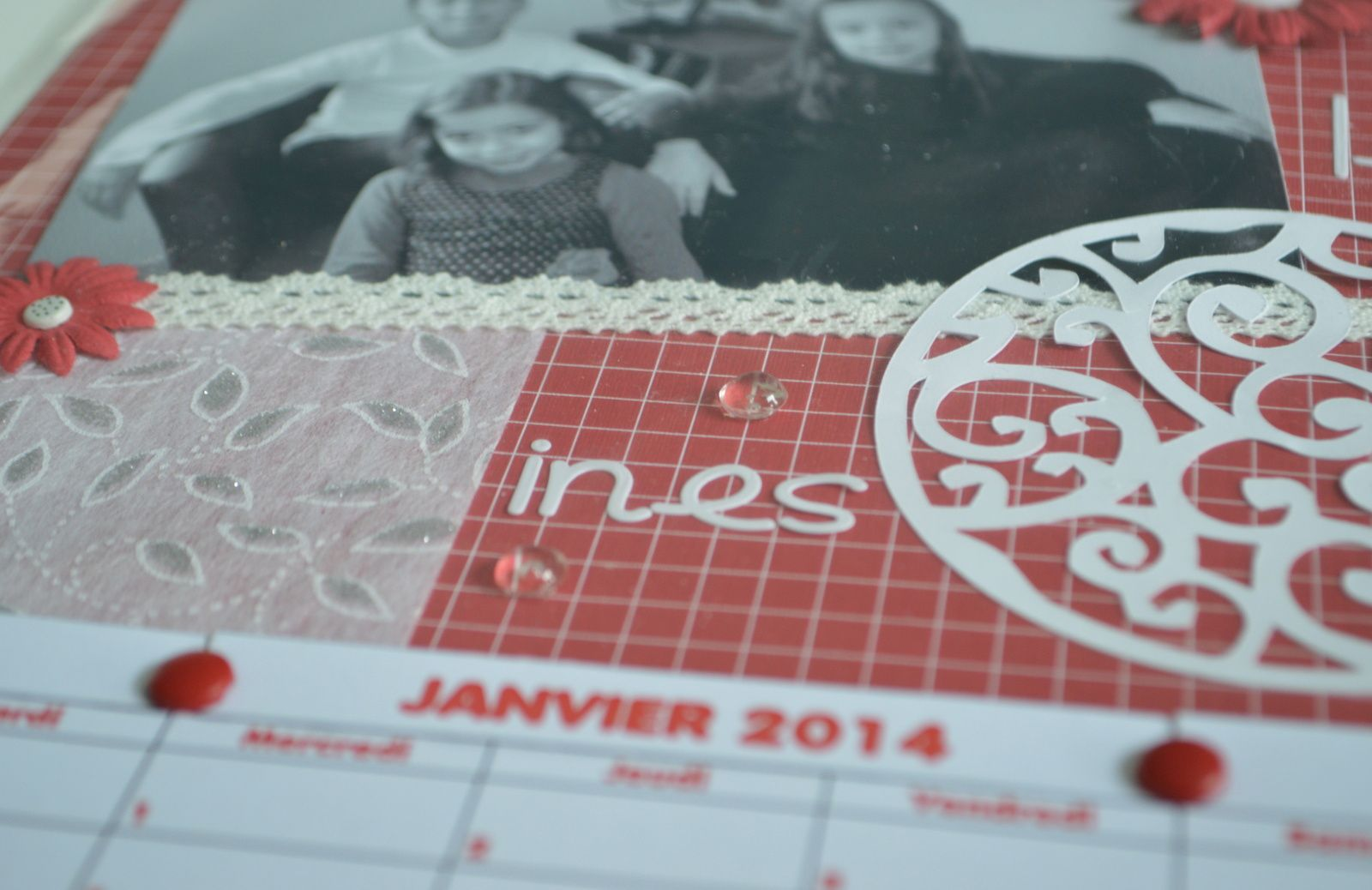 Calendriers version 2014!!