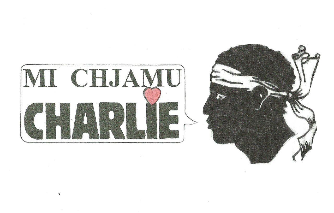 Charb, Cabu, Tignous, Wolinski, B. Maris