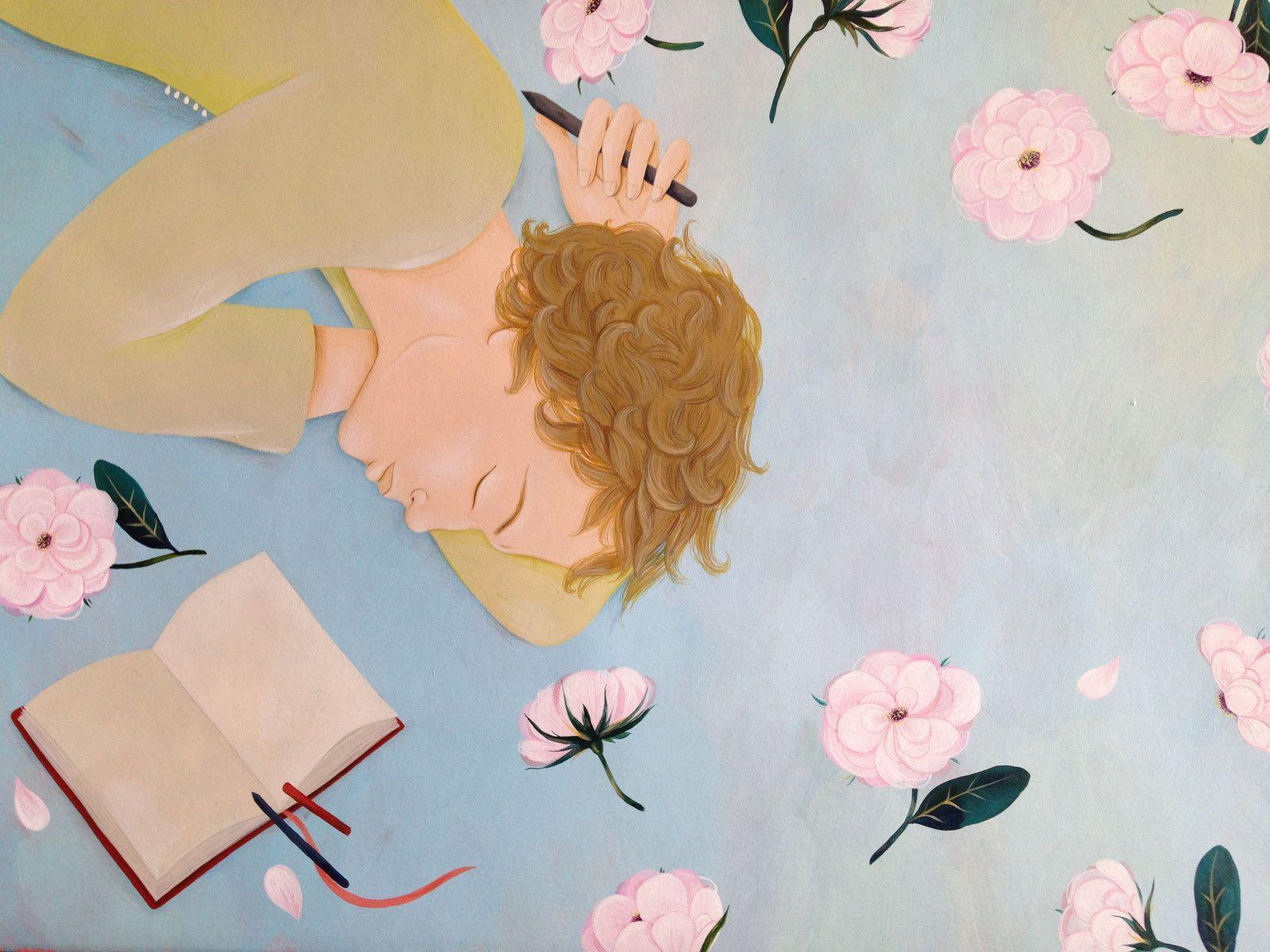 Le peintre de la beauté, 2014