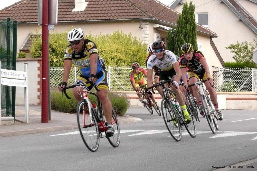 Prix Cycliste Orainville 2015