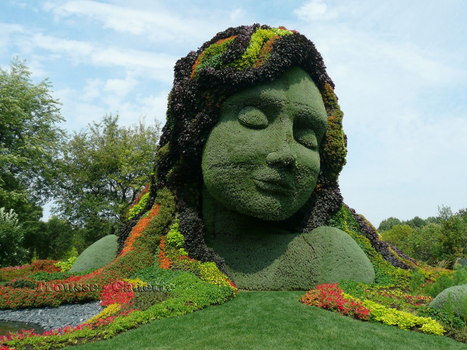 LES MOSAICULTURES 2013 - MONTREAL