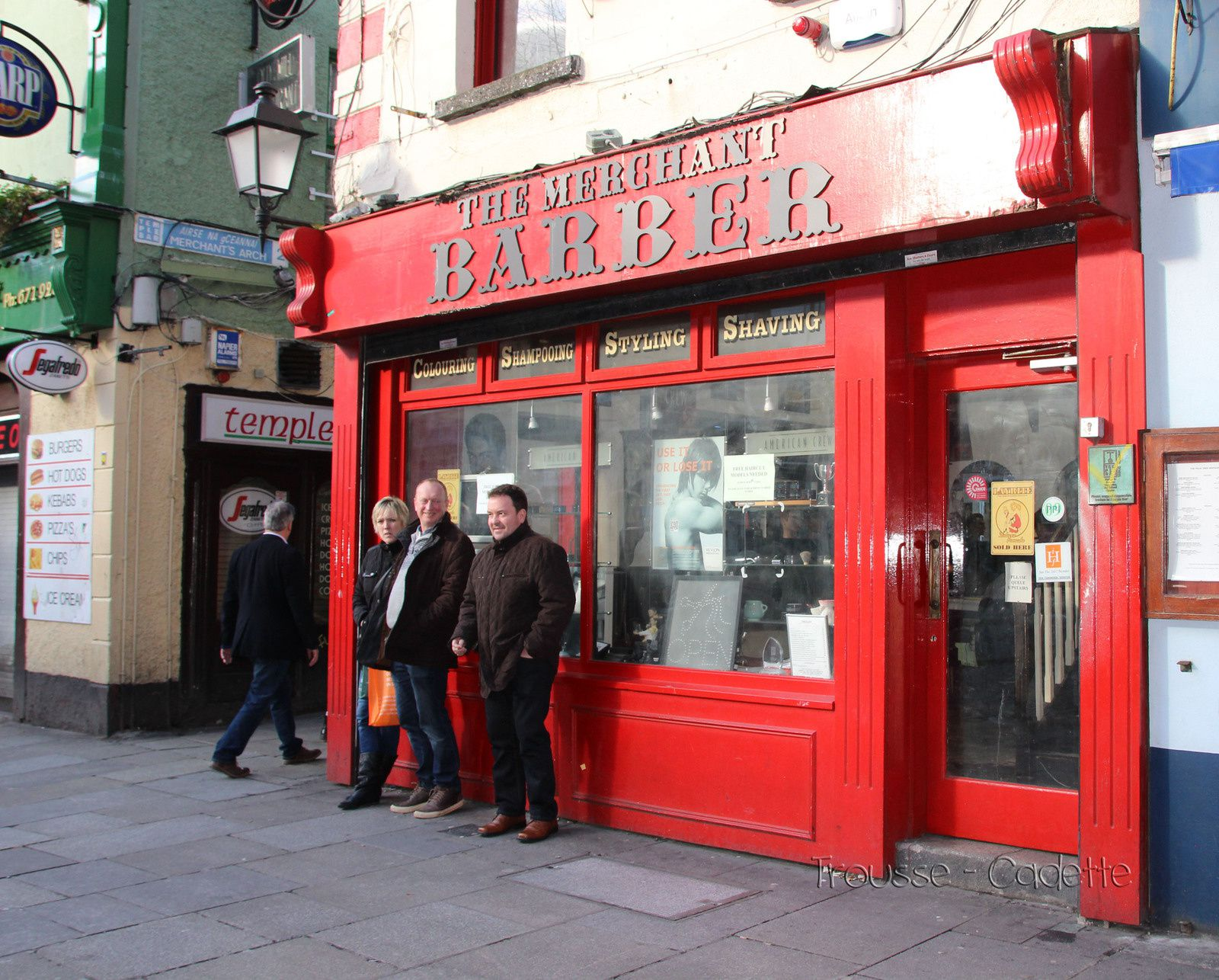 TEMPLE BAR, LE QUARTIER BRANCHE DE DUBLIN