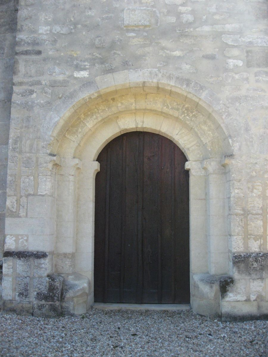 Eglise romane de Saint Martin des Bois