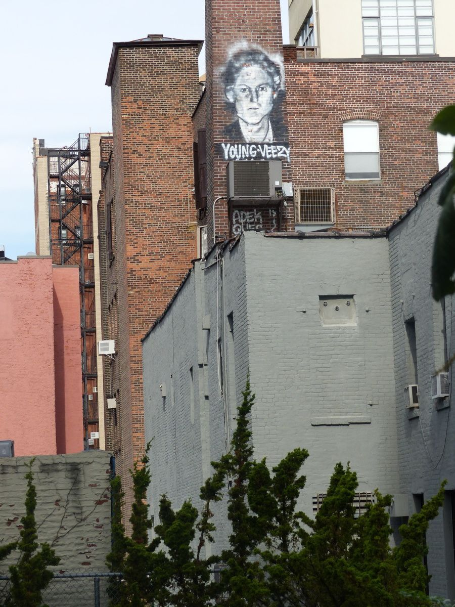 L'art  sur la High Line