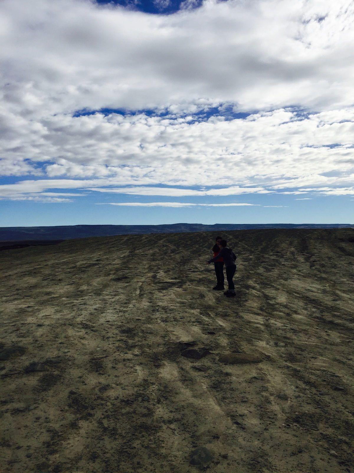 Le cerro Fitz Roy