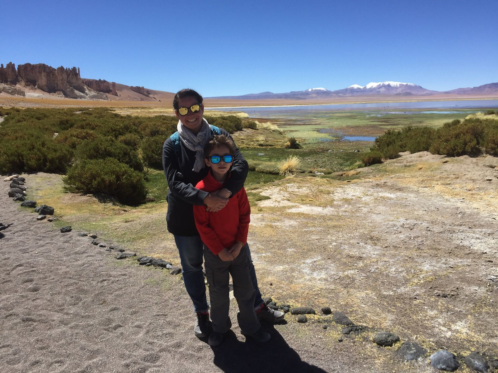 J'ai 4 ans et je suis allé plus haut que le Mont Blanc...