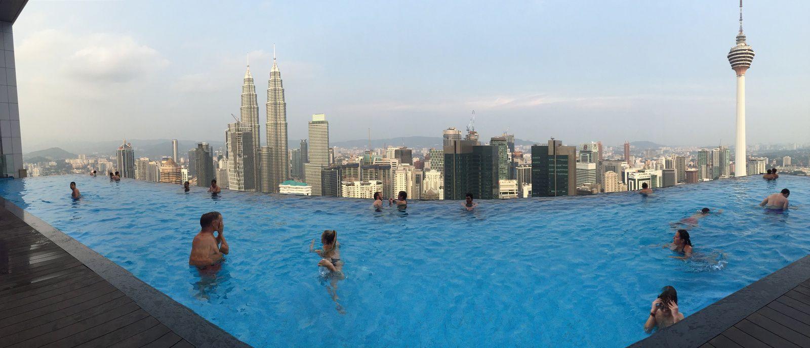 Kuala Lumpur et sa démesure