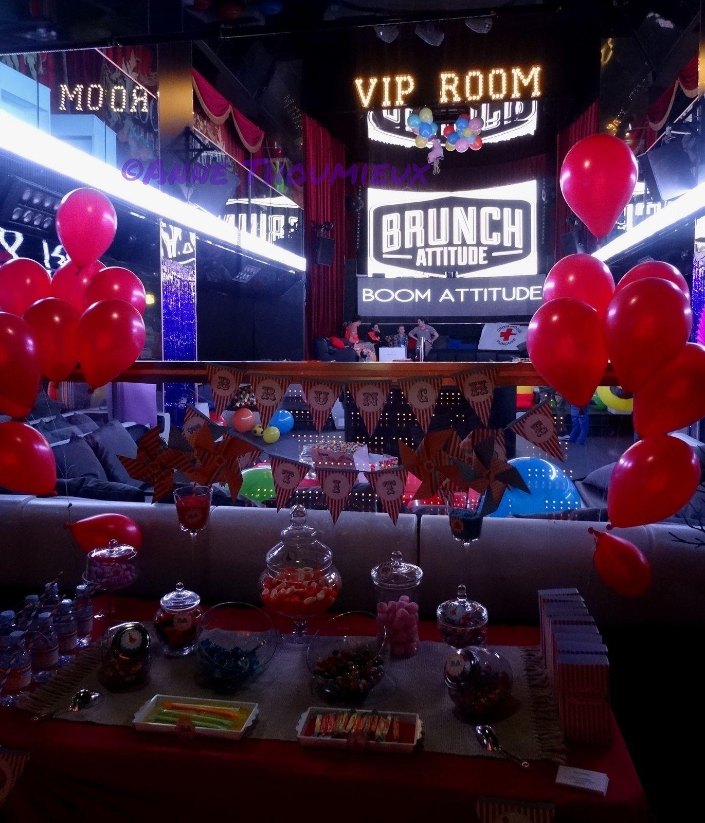 Brunch Attitude de la Gioia @VIP Room : validé!