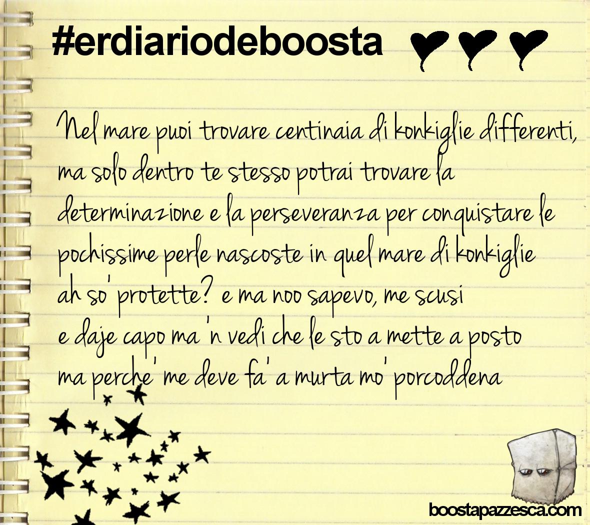 ER DIARIO DE BOOSTA #3