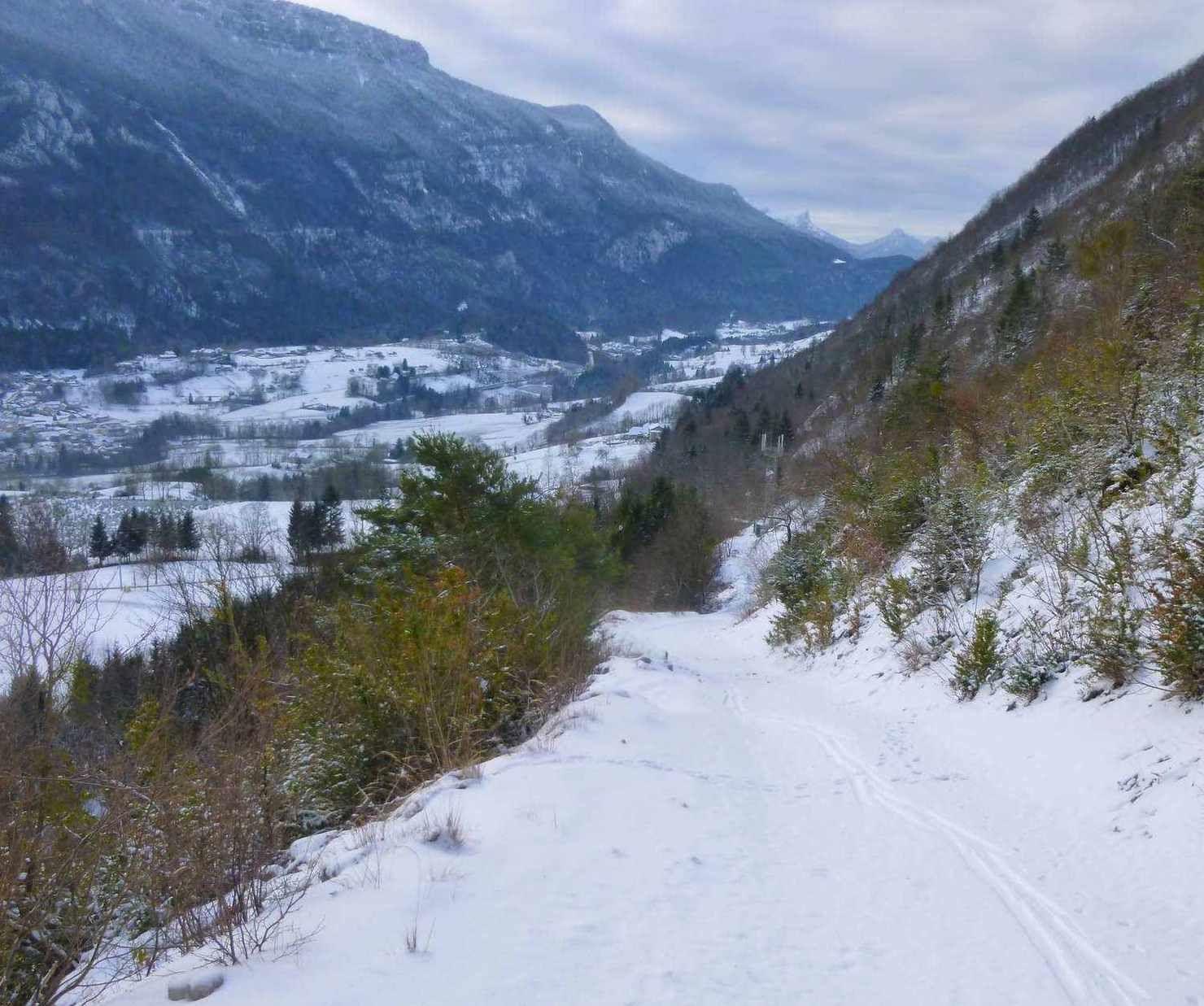 Mont Grele à ski : une belle découverte