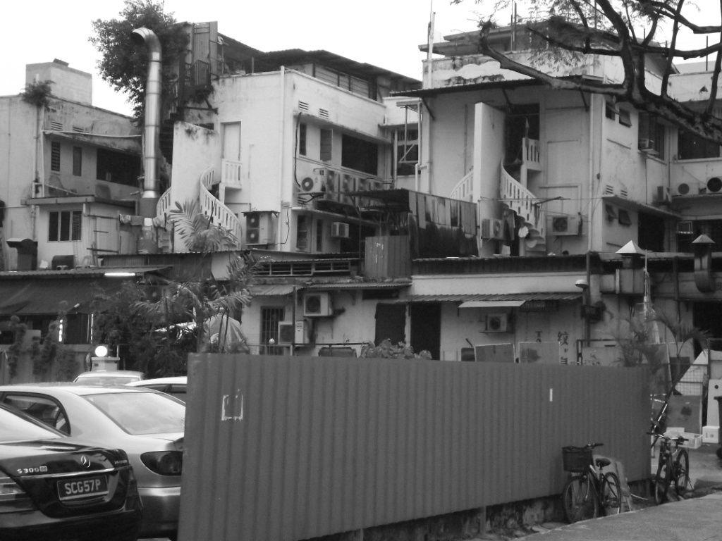Geylang – Vie d'un quartier à l'heure locale