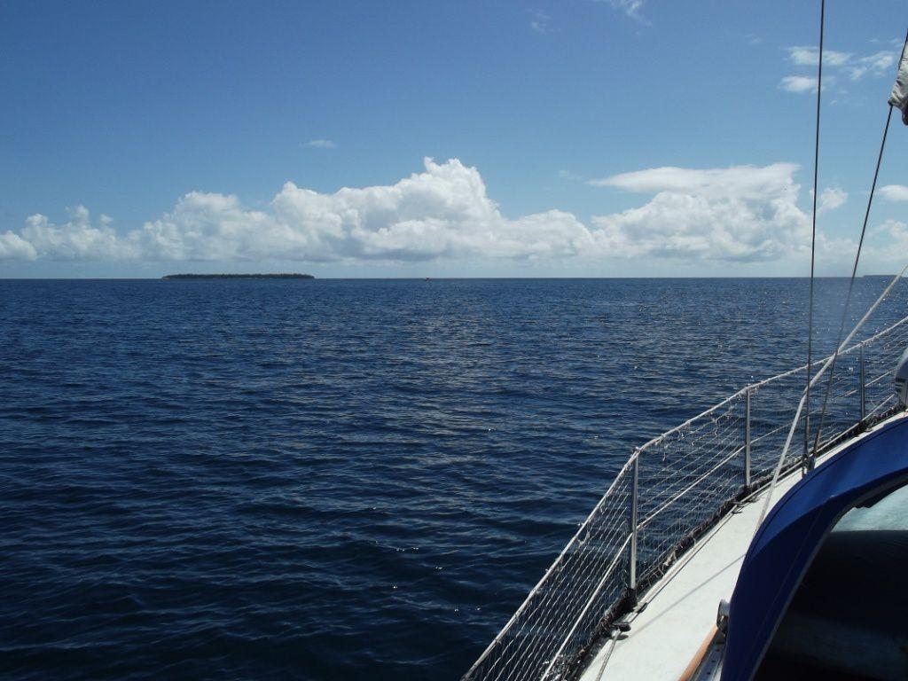 Une semaine de voilier le long de la Côte Oubliée - Nouvelle Calédonie
