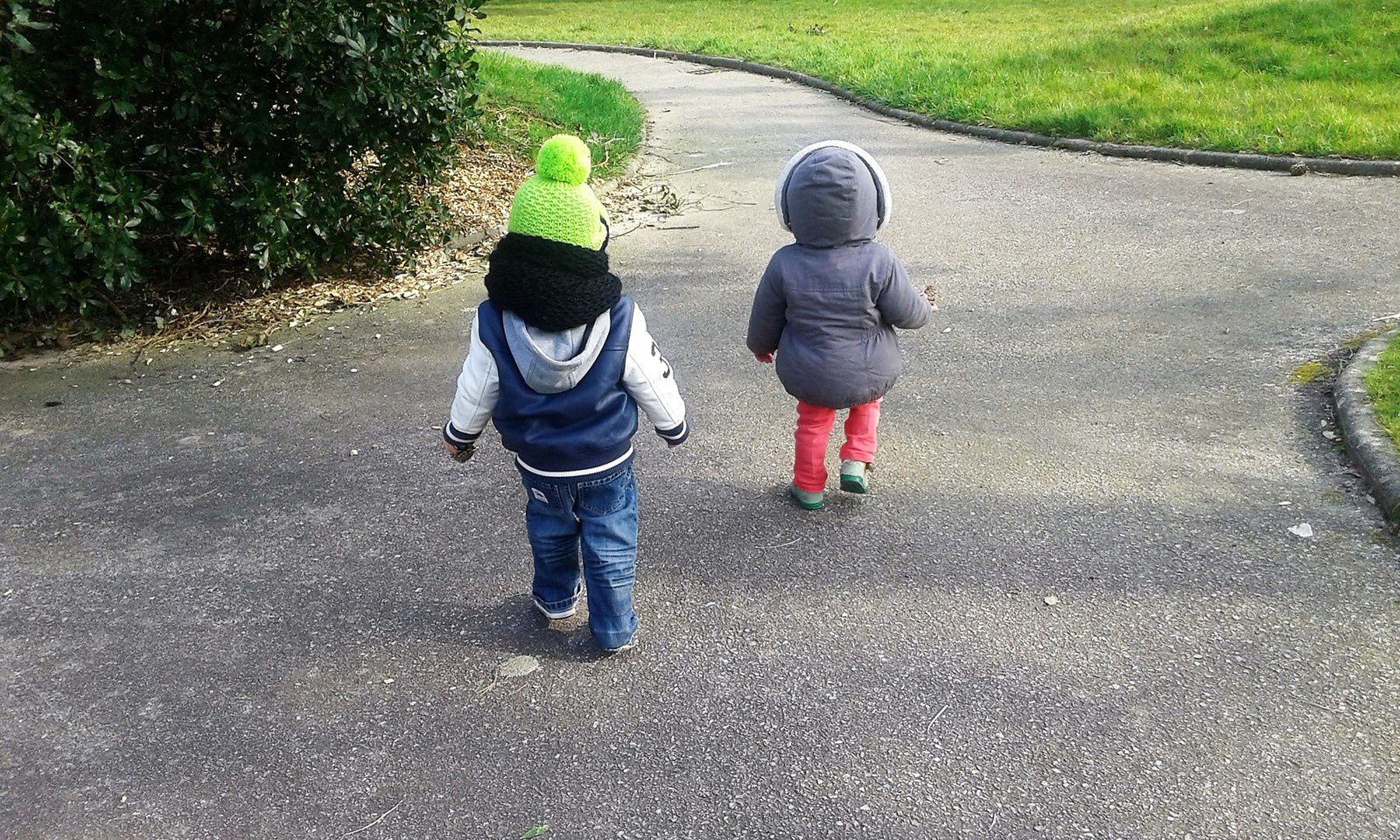 Petite promenade ce matin