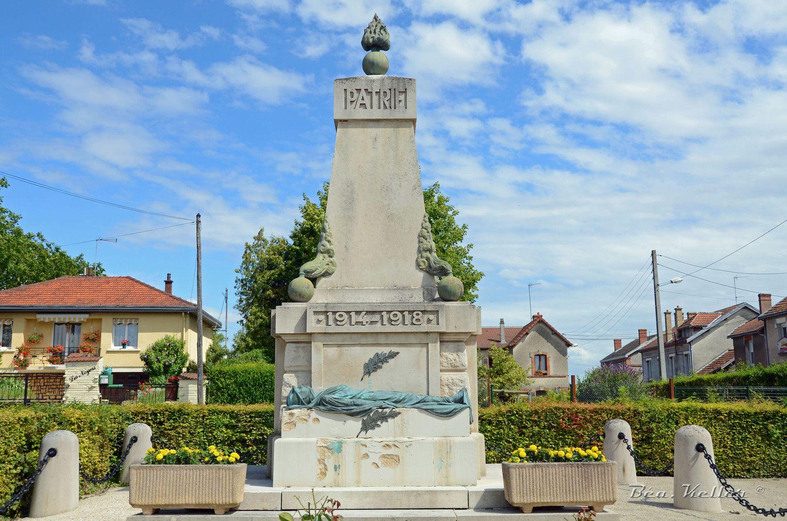 Le monument en juillet 2011