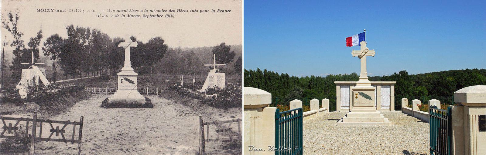 Soizy-aux-Bois - L'Ossuaire-Nécropole