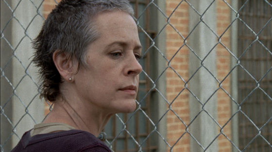 SPOILER ! The Walking Dead : Carol contrainte de quitter la prison ! Que va t-elle devenir ?