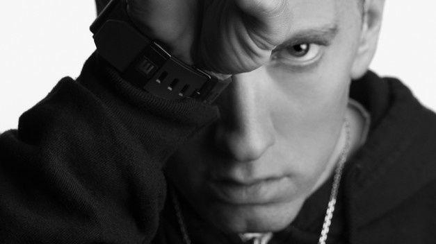 Eminem invité du &quot&#x3B;Grand Journal de Canal +&quot&#x3B; mardi soir